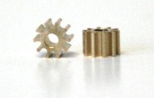 Motorritzel 5,5mm 10 Zähne Slot.it Slotcar PI10 2 Stück