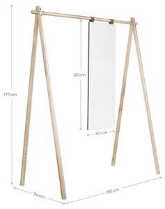 Karup Design Garderobe Hongi Kiefer Natur lackiert
