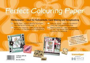 COPIC Marker Papier DIN A4 250 g/qm 10 Blatt