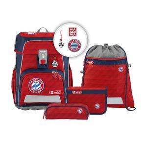 Step by Step Cloud FC Bayern Schulranzen-Set 5tlg.