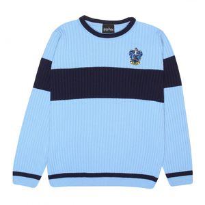 Harry Potter - Ravenclaw Pullover für Herren PG803 (S) (Blau/Marineblau)