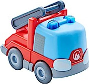 Haba Kullerbü Spielzeugauto Feuerwehr Leiterwagen