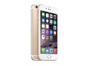 Apple iPhone 6 64 GB Gold MG4J2ZD/A - DE Ware