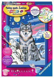 Süße Wolfsfamilie Ravensburger 27784