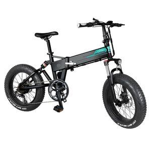 FIIDO M1 Faltbares elektrisches Moped-Fahrrad Drei Fahrmodi 20-Zoll-Reifen 80 km 36 V 12,5 Ah Batterie Elektrofahrrad E-Bike