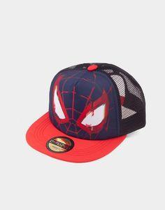 Spider-Man - Face Kids Trucker Cap - Spider-Man TC851688SPN - (Headwear / Caps Trucker)