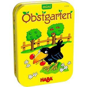 Haba brettspiel Boomgaard junior Karton/Holz 31-teilig (DE)