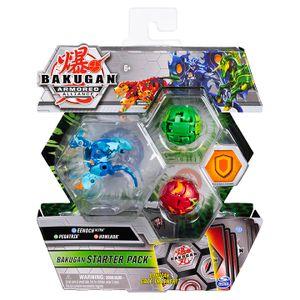 Spin Master 29764 BTB Bakugan Starter 3 Pack Season 2.0