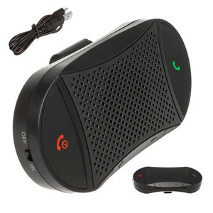 Bluetooth Auto Freisprechanlage Freisprecheinrichtung mit Bewegungssensor KFZ Auto Unterstützt Siri und Google Assistant