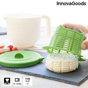 Form für Frischkäse mit Anleitung und Rezepten Freashy InnovaGoods