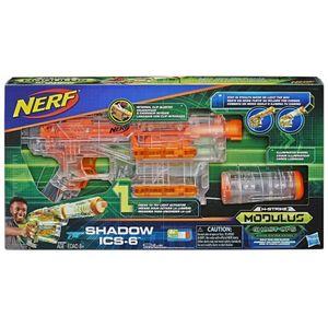 Hasbro Nerf N-Modulus Shadow Ops ICS-6 Blaster