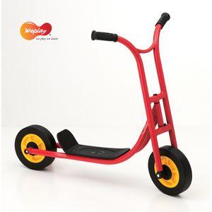 Weplay KM5507 Roller Laufrad rot, 2 Räder, rot (1 Stück)