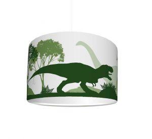 "Kinderzimmer Lampenschirm ""Dinosaurier"" - KL56"