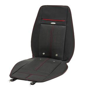 Auto 12V Sitzbezug Satz Kissen Sitzheizung Kühlung + Heizung + Massage Leder