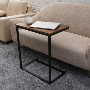 DouxLife DL-ST01 Laptoptisch, Laptopständer Holz, 56x35cm Betttisch Essentisch Laptoptisch Notebooktisch für Bett und Sofa, Schwarz