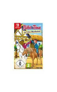 Bibi & Tina  Switch  Budget Auf dem Martinshof