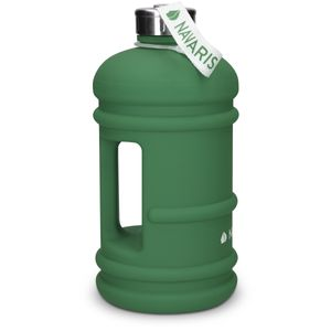XXL Fitness Trinkflasche 2,2 Liter