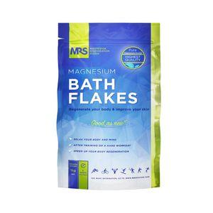 MRS Magnesiumflocken - ideales Badesalz für ein Fußbad, Vollbad Größe: 4 kg