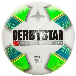 Derbystar Protagonist TT Trainingsball, Dual Bonded Technologie, spezialbeschichtet