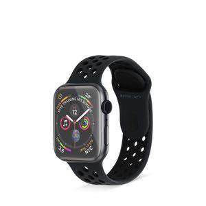 SCRATCHSTOPPER PRO für [Apple Watch SE, 6-4] Panzerfolie Schutzfolie, kompatibel mit:Apple Watch SE & 6-4 (40 mm)