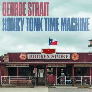 George Strait - Honky Tonk Time Machine -   - (CD / Titel: H-P)