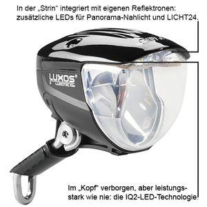 """BUSCH UND MÜLLER BUSCH & MÜLLER LED-Scheinwerfer """"Lumotec Lux... lumotec luxos u"""