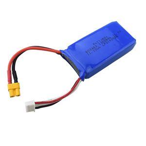 11,1 V 1300 mAh Lipobatterie Für wiederaufladbare XK X450 FPV RC-Drohnenbatterie YKU200825207