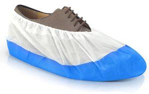Schuhüberzieher 50 Stück Überschuhe extrem reißfest wasserfest und rutschfest  Überzieher
