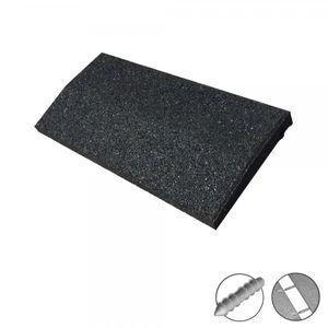 Bordsteinrampe SRP   2-4,5 cm   50x25 cm   schwarz