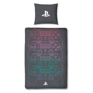PlayStation Bettwäsche 80x80 + 135x200 cm - 100% Baumwolle