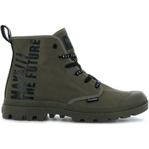 Palladium Pampa Hi Future Dusky Green Größe EU 40 Normal