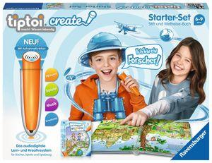 CREATE Starter-Set: Stift und Weltreise-Buch Ravensburger 00805