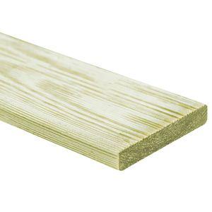 Modern Terrassendielen 20er Set 150×12 cm Holz