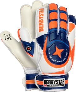 derbystar ATTACK XP Protekt TW-Handschuh , Größe:8