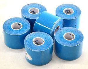Tapefactory24 6X Kinesiologie Tape Classic Line - universelles Spitzenprodukt au