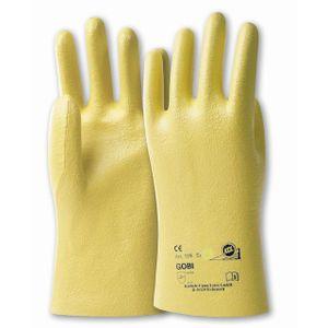 10 Paar KCL Handschuhe Gobi 109 Gr. 8 Nitril-Schutz-Handschuhe Werkstatt