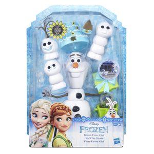 Hasbro B5167 - Disney - Frozen - Party-Fieber, Olaf