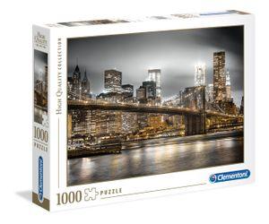 Clementoni Puzzle Skyline von New York 1000 Stück