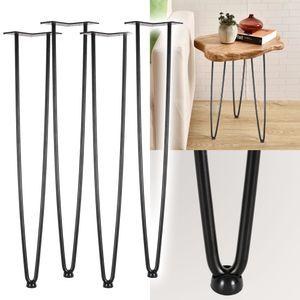 Hairpin Legs Haarnadelbeine Tischbeine Tischkufen 45cm Möbelfuß DIY Tisch