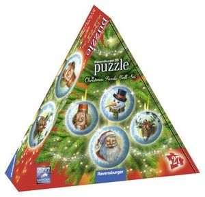 Ravensburger Christmas Puzzle-Ball Set, 6 Jahr(e)