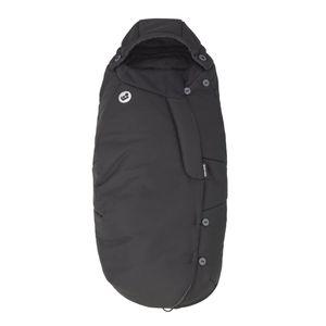MAXI COSI General Fußsack Essential Black