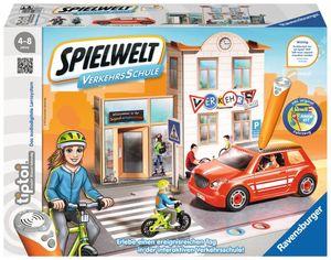 Ravensburger tiptoi® Spielwelt Verkehrsschule
