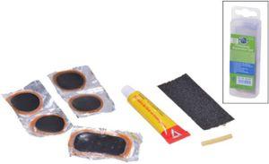 10-teiliges Fahrrad Set Reparatur & Flickzeug für Reifen Flicken Fahrradreifen
