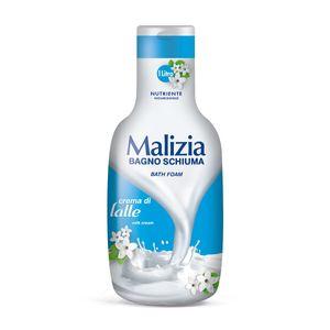 MALIZIA latte / MILCH - Badeschaum 1000ml nutritiv