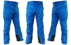 Herren Winterhose / Ski- / Snowboardhose blau Gr 56