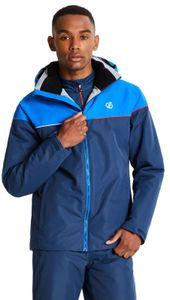 dare2b Herren Wintersport Ski-Jacke Skijacke Cohere JACKET blau, Größe:L