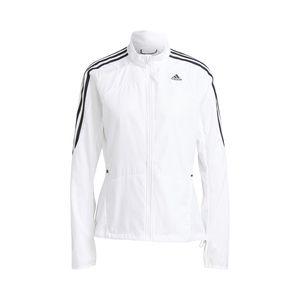 Adidas Marathon 3-Streifen Jacke Damen weiß : XL Größe: XL