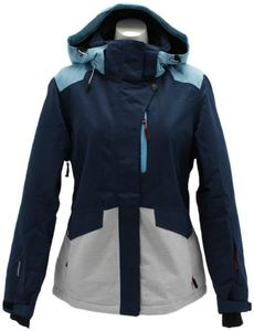 Icepeak Katlyn - Damen Skijacke Outdoorjacke - 253229576-365 blau