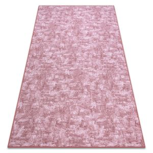 Teppich Teppichboden SOLID erröten rosa 60 BETON  Rosa 200x300 cm