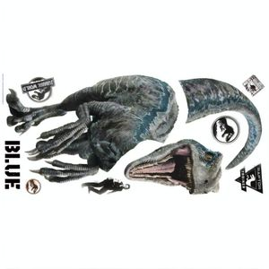RoomMates wandaufkleber Jurassic World Fallen Kingdom vinyl 10 Stück